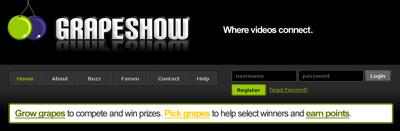 GrapeShow Header